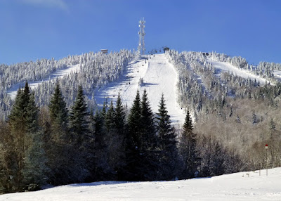 Mont Tremblant, January 14-16, 2017.  The Saratoga Skier and Hiker, first-hand accounts of adventures in the Adirondacks and beyond, and Gore Mountain ski blog.