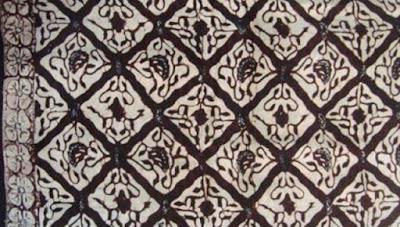 Batik Motif Sido Luhur