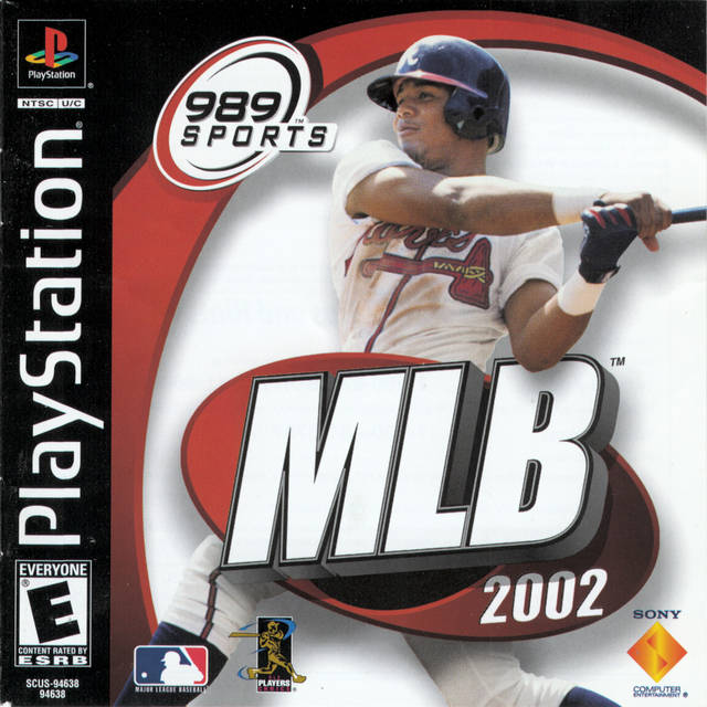 MLB 2002 - PS1 - ISOs Download