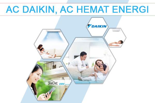 AC Daikin, AC Hemat Energi