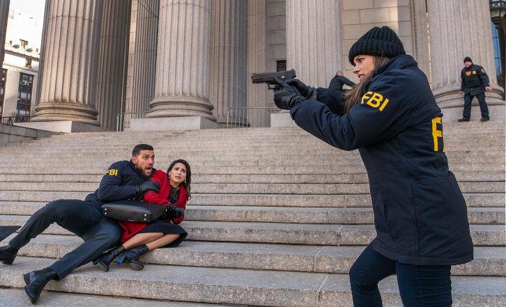 FBI - Episode 2.17 - Broken Promises - Promotional Photos + Press Release