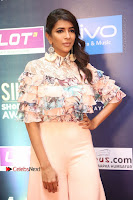 Actress Lakshmi Manchu Pos in Stylish Dress at SIIMA Short Film Awards 2017 .COM 0024.JPG