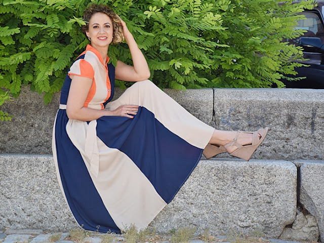 Outfit-Vestido-largo-color-block-gasa-6