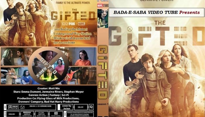 BAD-E-SABA Presents - The Gifted Season 1 Episode 1 Online Watch Online