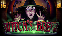 New RTG slots game: Witche's Brew now avilable at Raging Bull Casino