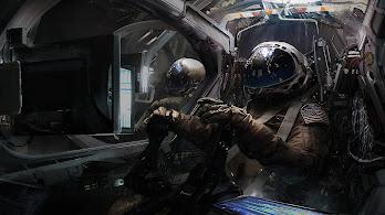 Astronaut, Sci-Fi, 4K, #137