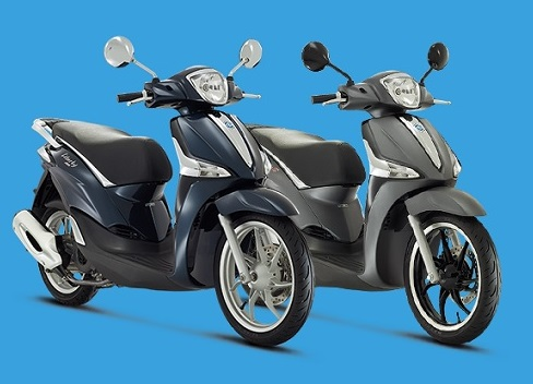 Design Piaggio Liberty ABS S