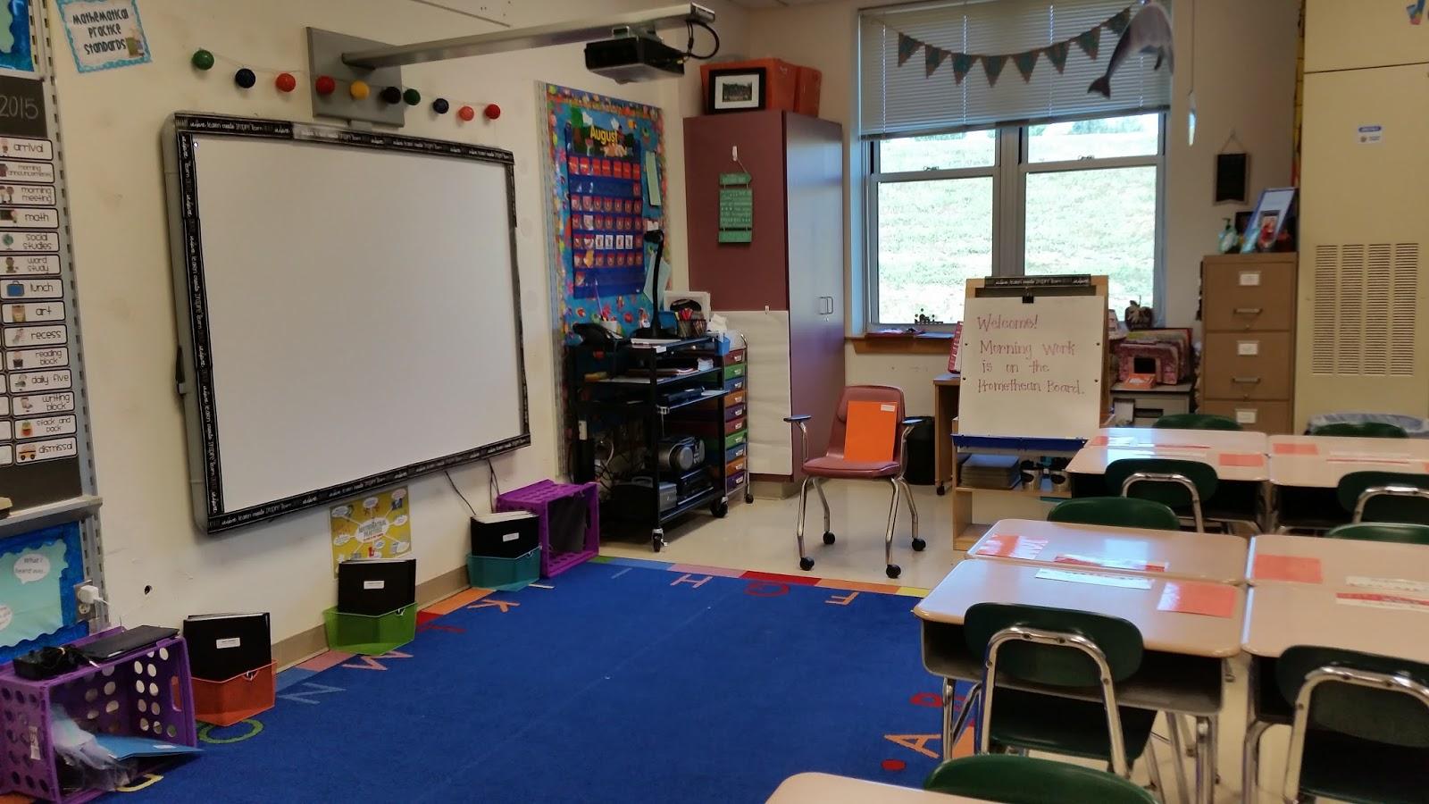 Kindergarten Calendar For Promethean Board : Mrs ramsburg s nd grade splash tour the classroom