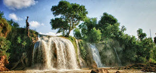 Air Terjun Toroan Madura