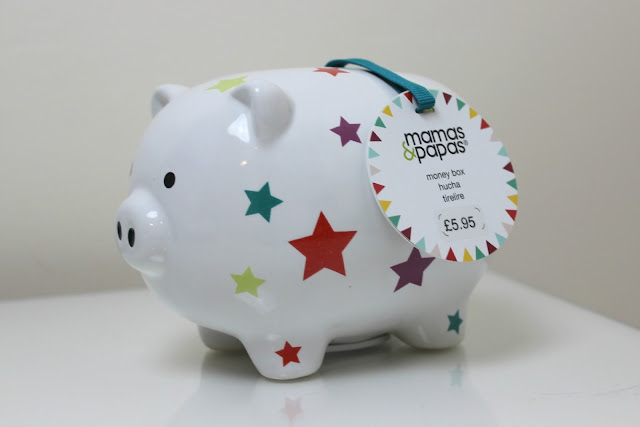 A Mamas & Papas Star Money Box review