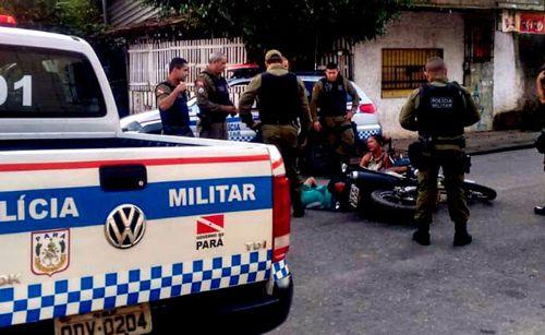 POLICIAL MILITAR MORRE AO REAGIR A TENTATIVA DE ASSALTO – VEJA..