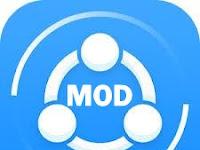SHAREit Mod Apk Bisa Ganti Background Sendiri