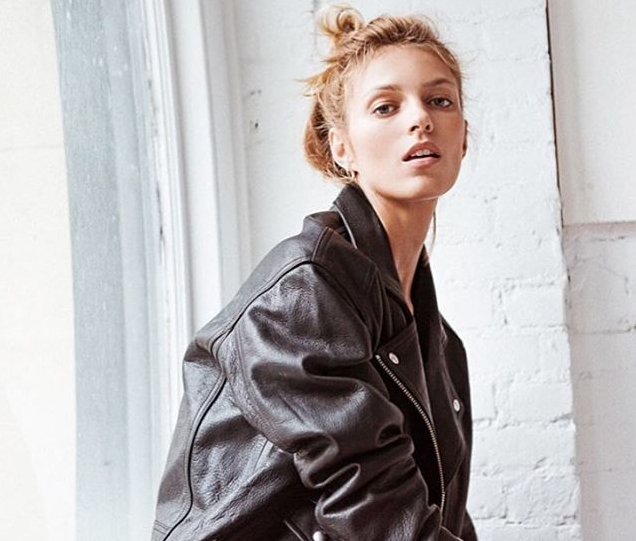 Anja Rubik Spreads Polish Pro Choice Campaign via Instagram