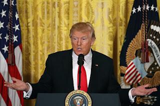 评川普缺席白宫记者晚宴