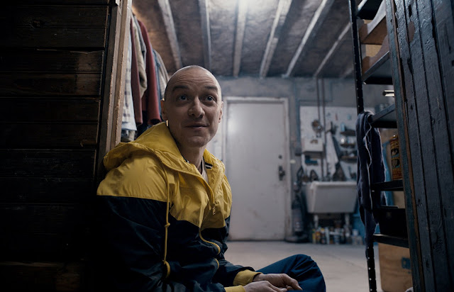 James McAvoy protagoniza el primer tráiler de 'Split', lo nuevo de M. Night Shyamalan