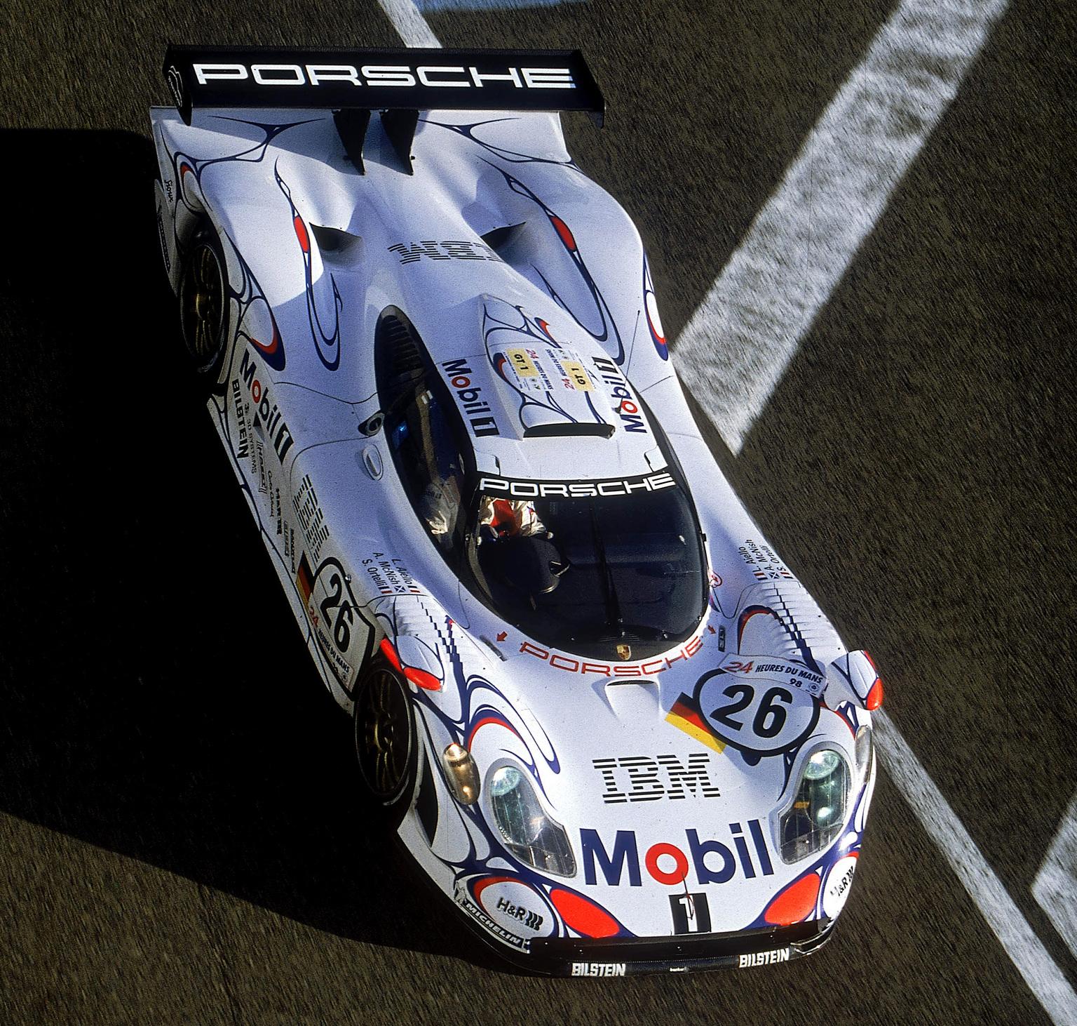1998_Porsche_911GT198-4-1536 Remarkable Porsche 911 Gt1 (996) Road Car Cars Trend