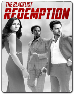 The Blacklist Redemption 1ª Temporada Torrent (2017) – WEB-DL 720p Dublado / Legendado Download