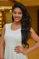 Daksha Nagarkar Cute Beauty in Sleeveless White Dress at Khwaaish Exhibition Launch 2017 ~  Exclusive 060.JPG