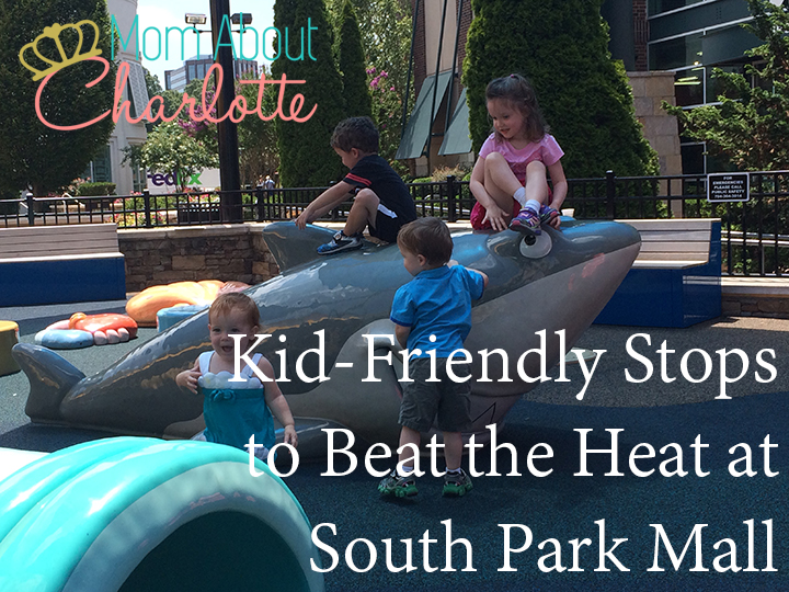 Kid friendly stops to beat the heat at south park mall for 8 the salon southpark charlotte nc