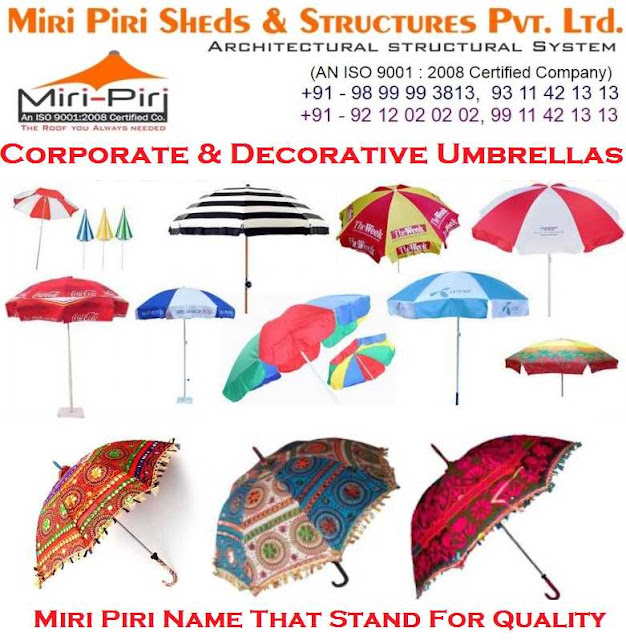 Corporate Umbrella, Customized Umbrella, Market Umbrella, Promotional Umbrella and Stylish Umbrella, New Delhi, India