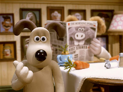 Wallace And Gromit The Curse Of The Were Rabbit 2005 Image 7