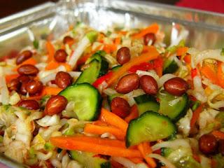 Resep Asinan Sayur Khas Betawi (Makanan Tradisional)