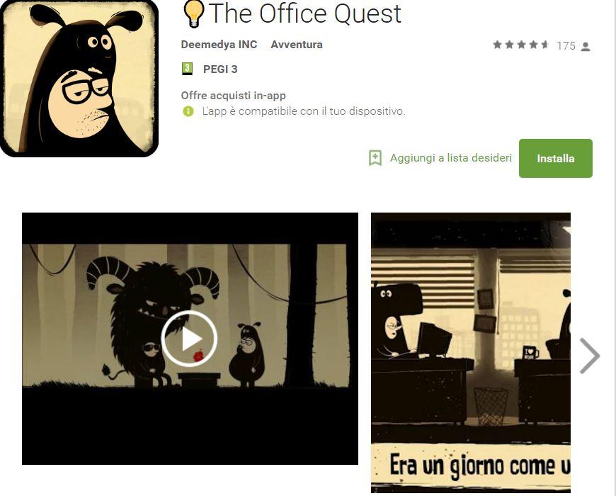 Soluzioni The Office Quest