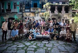 Orquestra de Sopros Pro Arte faz show de lançamento do CD DUAS SANFONAS E UMA ORQUESTRA com os acordeonistas Marcelo Caldi e Kiko Horta, dias 30/11 e 01/12, na Casa do Choro