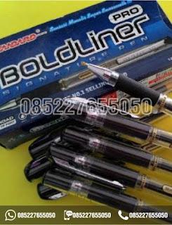 Ballpoint Boldliner, Boldliner Standard, alat tulis sekolah 0852-2765-5050