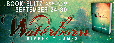 Waterborn by Kimberly James