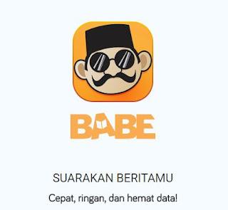 Jadi Contributor di BaBe dan Dapatkan Rp.50.000 Untuk Setiap Artikel | 330K