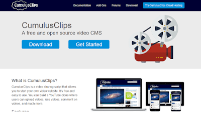 cumulusclips - open source video cms for sharing videos || PhpMyPassion