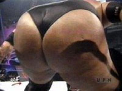 Public ass cheeks exposed