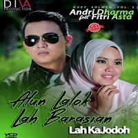 Lirik Lagu Minang Andri Dharma & Fitri Asta - Cinto Sagalonyo