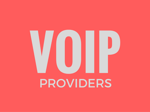List of best Voice Over Internet Providers