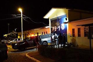 Polícia Rodoviária Federal prende perigoso fugitivo do PB1 na BR-304 em Mossoró