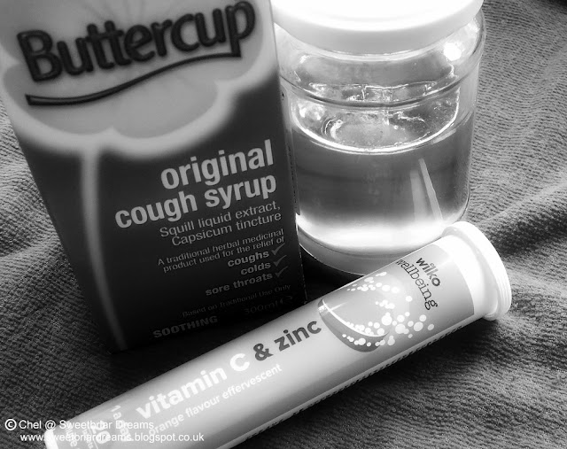 Chest infection remedy - Sweetbriar Dreams
