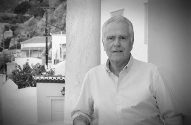 Έφυγε από τη ζωή ο πρώην Δήμαρχος της Ύδρας Άγγελος Κοτρώνης