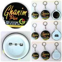 Cetak Pin Bros & Pin Gantungan Kunci