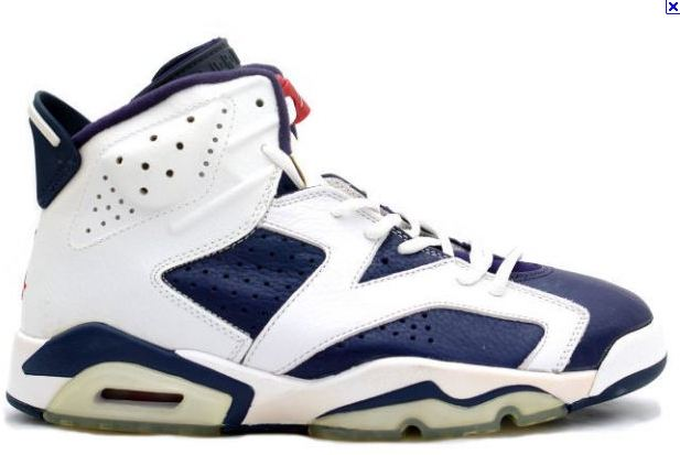 ec93f1e7d6a8 Air Jordan VI Retro White Midnight Navy-Varsity Red 384666-130. Fall 2012