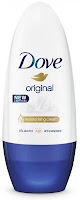 Desodorante Dove original review INCI