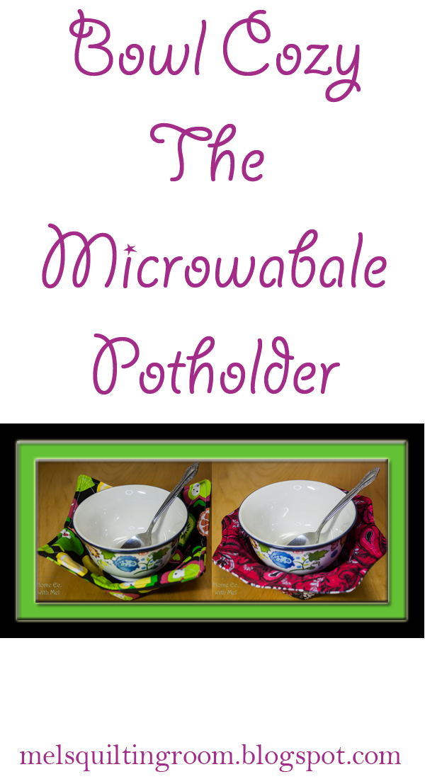 bowl cozies microwavable pot holders