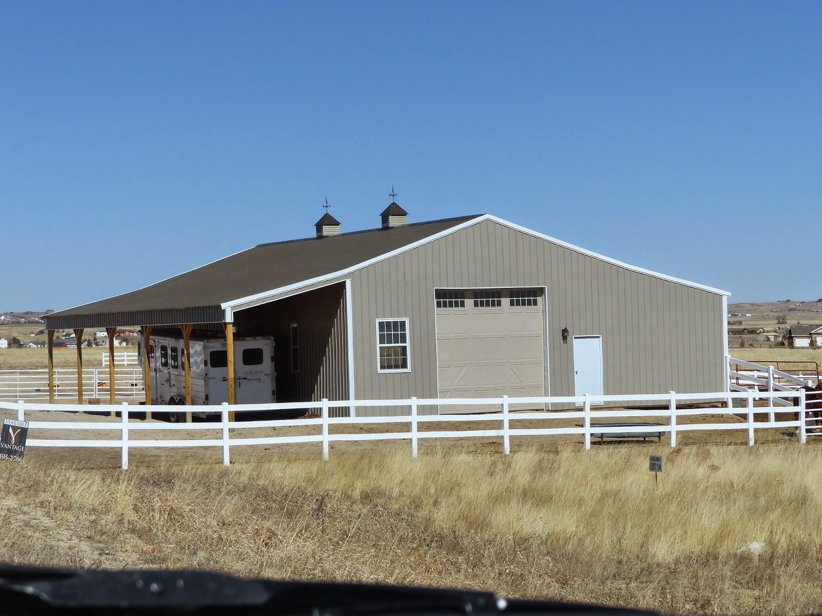 Mountain Division News: Horse Barn Builder National Barn ...