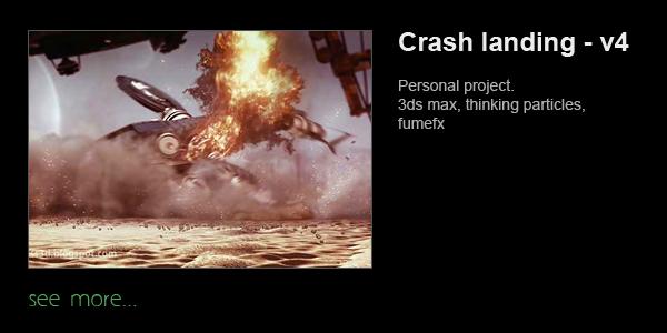 http://piotrweiss3d.blogspot.com/2014/02/crash-landing.html
