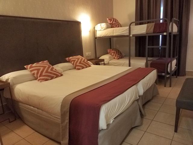 Habitación del Hotel Oromana