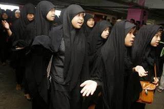 """Pengakuan Siswi Berpaham Syiah: """"12 Imam Syiah Maksum"""" [Video]"""