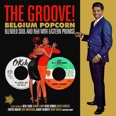 VA - The Groove! Belgium Popcorn