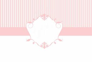 Mini Kit en Rayas Rosa para Imprimir Gratis.