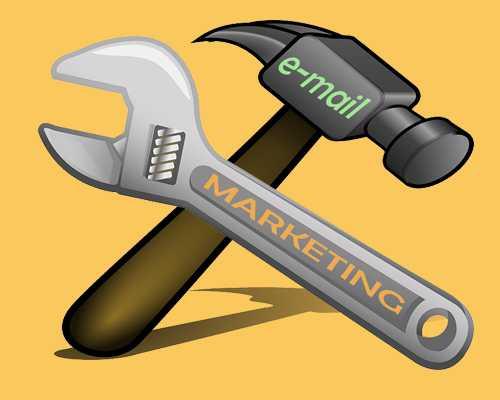 Alat Pemasaran Email Terbaik untuk Website