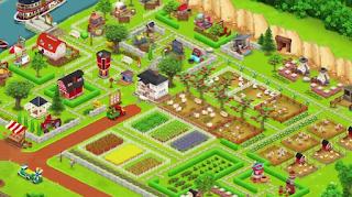 Hay Day - Game Pertanian Dan Peternakan Android Terbaik